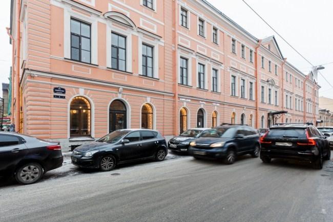 Фотография хостела. Номера на Садовой в Санкт-Петербурге