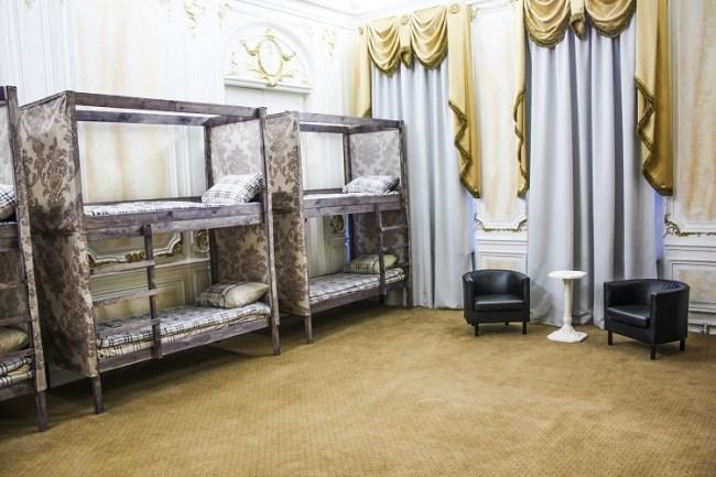 Фотография хостела. Дом Бака (Друзья на Кирочной) в Санкт-Петербурге