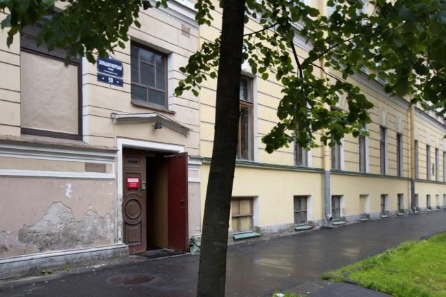 Фотография хостела Loft в Санкт-Петербурге