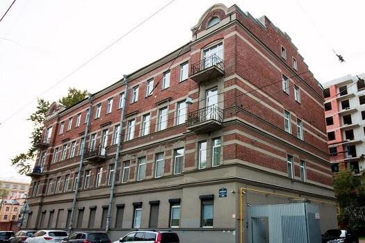 Гостиница Петрополис в Санкт-Петербурге