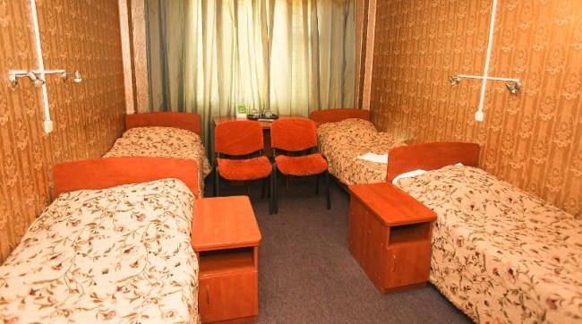 Фотография хостела Эконом-блоки гостиницы Галакт в Санкт-Петербурге