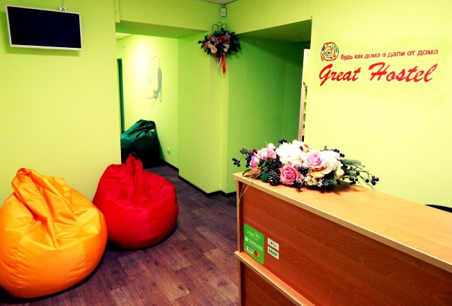 Фотография хостела Great Hostel ( Грейт) в Санкт-Петербурге