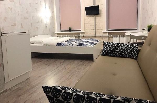 Фотография хостела. Апарт-отель Резиденция на Боровой в Санкт-Петербурге
