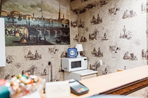 Фотография хостела. Мини-отель Резиденция на Морской в Санкт-Петербурге