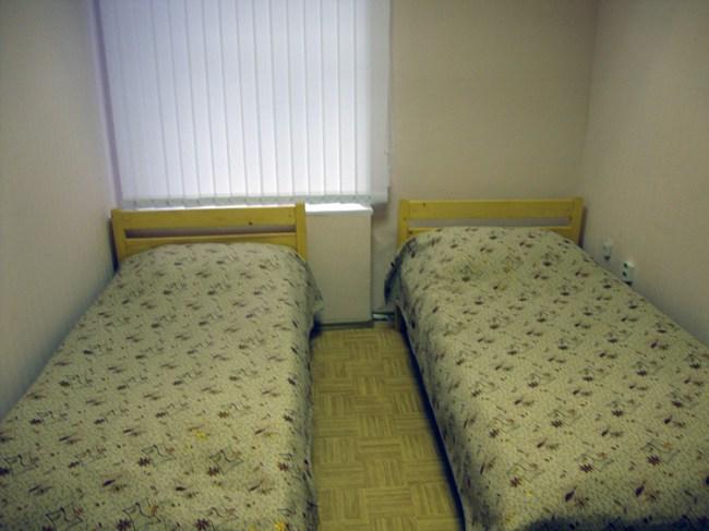 Дилл хостел (Dill ) в Санкт-Петербурге, двухместный номер
