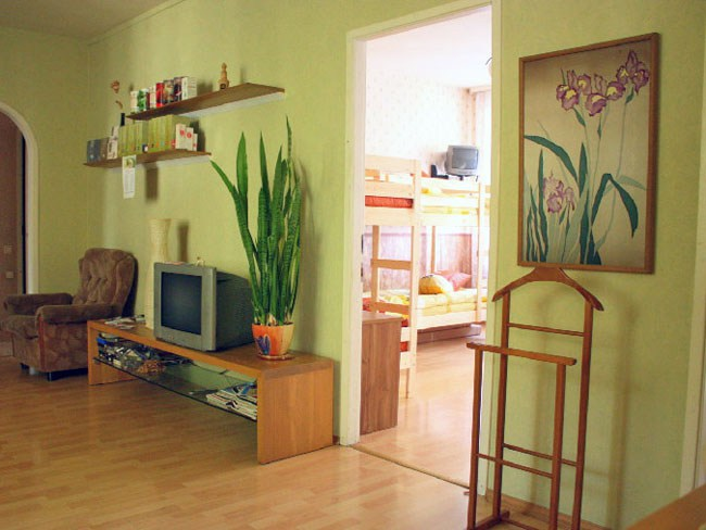 Фотография хостела. Лайм в Санкт-Петербурге