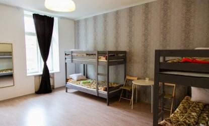 Хостел Bagel Hostel в Петербурге