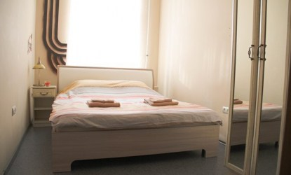 Хостел Intouch Hostel (Интач) в Петербурге