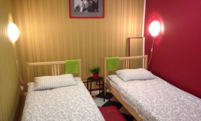Хостел My Space в Петербурге