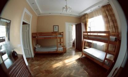 Sunny Hostel на Жуковского в Петербурге