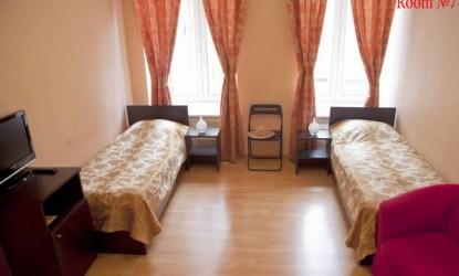 Хостел Babushka House в Санкт-Петербурге