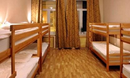 Хостел Норд в Санкт-Петербурге (Nord Hostel)