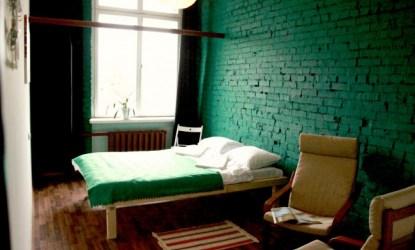 Хостел 5th Floor (5 этаж) в Петербурге