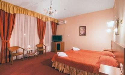 Гостиница Комфитель в Санкт-Петербурге, описание, цены и фотографии