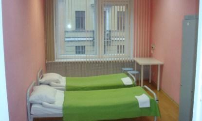 Хостел First hostel в Петербуге