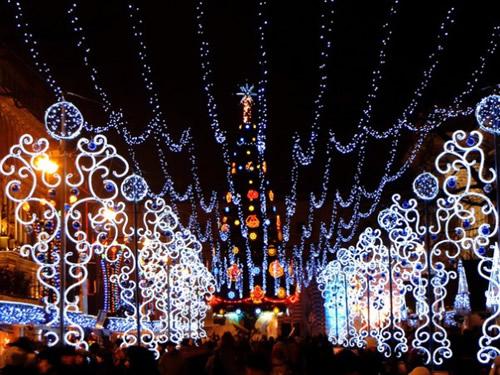 В Санкт-Петербург на новый год