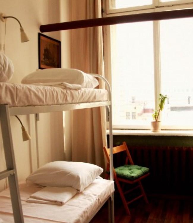 Новый хостел в Санкт-Петербурге - 5th Floor (5 этаж)