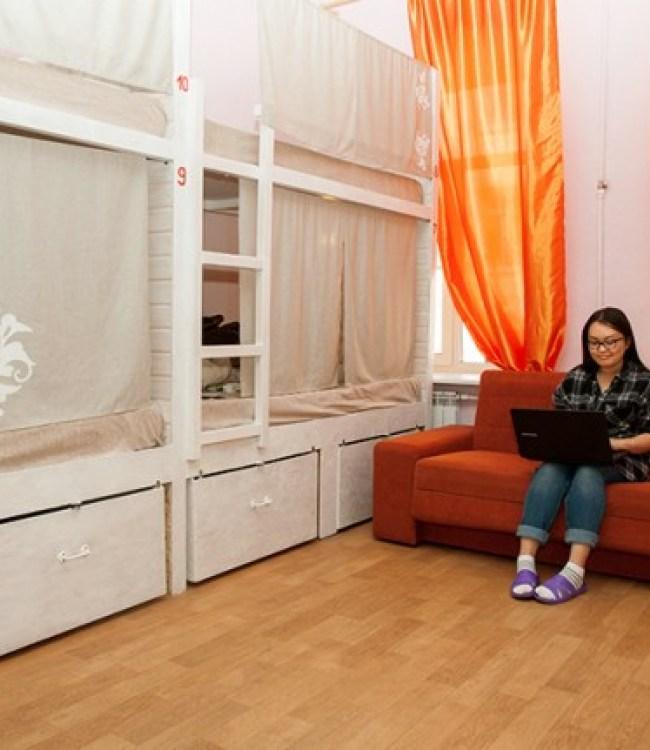 Новый хостел в Санкт-Петербурге - Русская тройка