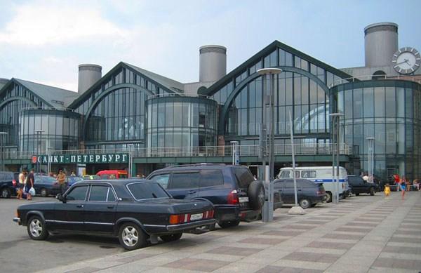 Фотография достопримечательности Ладожский вокзал