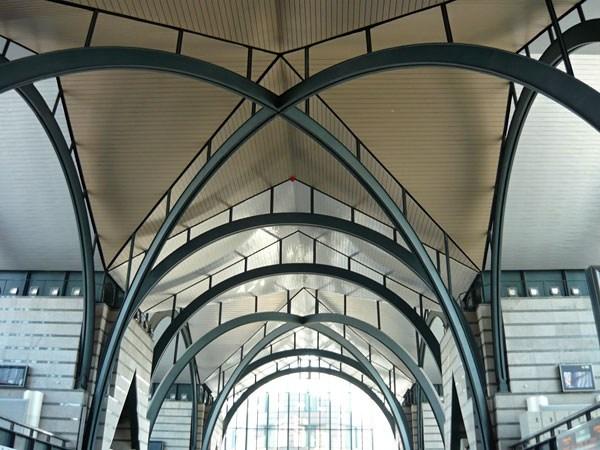 Фотография достопримечательности. Ладожский вокзал в Санкт-Петербурге