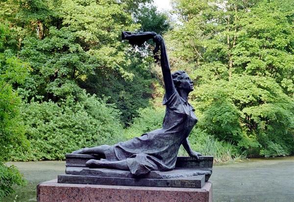 Фотография достопримечательности. Московский Парк Победы в Санкт-Петербурге