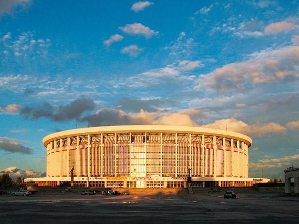 Фотография достопримечательности СКК Петербургский