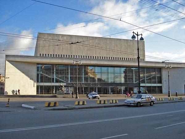 Фотография достопримечательности БКЗ «Октябрьский»