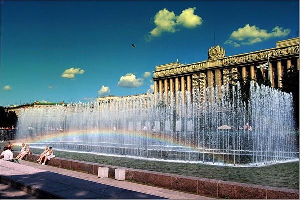 Фотография достопримечательности Московская площадь
