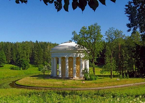 Фотография достопримечательности. Павловск в Санкт-Петербурге