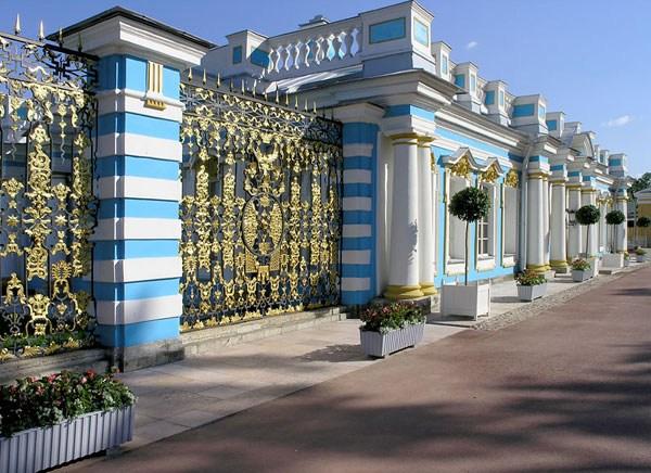 Фотография достопримечательности. Царское Село в Санкт-Петербурге