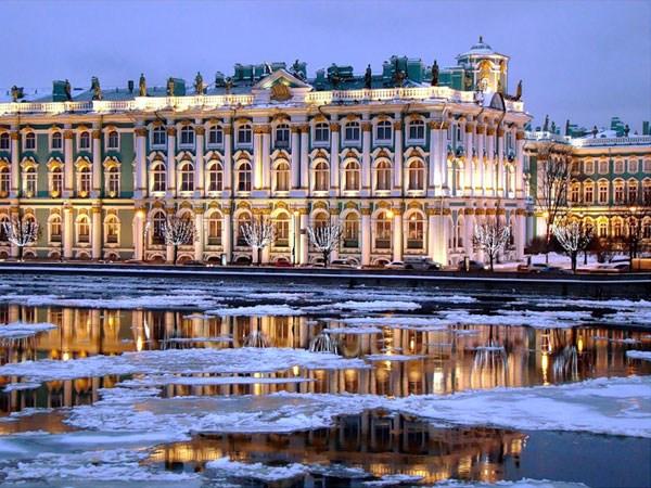 Фотография достопримечательности Зимний дворец
