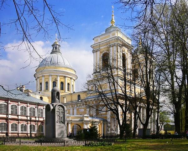 Фотография достопримечательности Александро-Невская Лавра