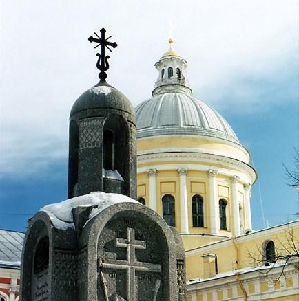 Фотография достопримечательности. Александро-Невская Лавра в Санкт-Петербурге