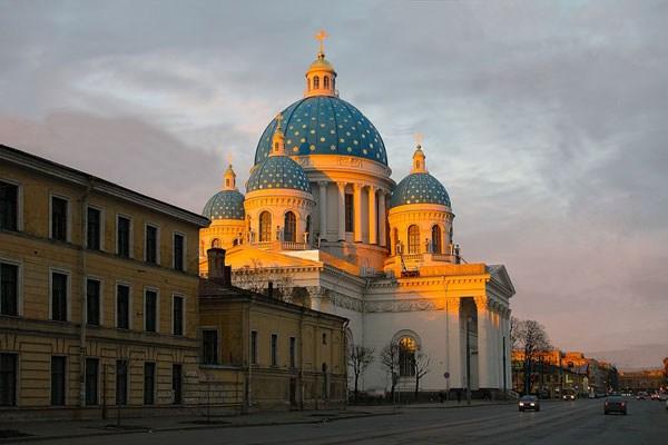 Фотография достопримечательности Свято-Троицкий собор