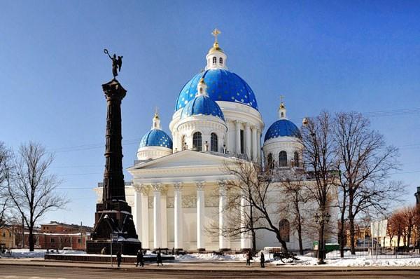 Фотография достопримечательности. Свято-Троицкий собор в Санкт-Петербурге
