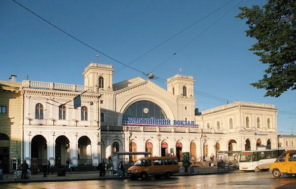 Фотография достопримечательности Балтийский вокзал