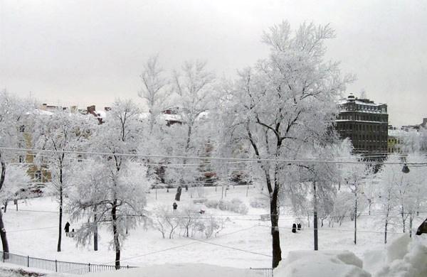 Фотография достопримечательности Площадь Тургенева