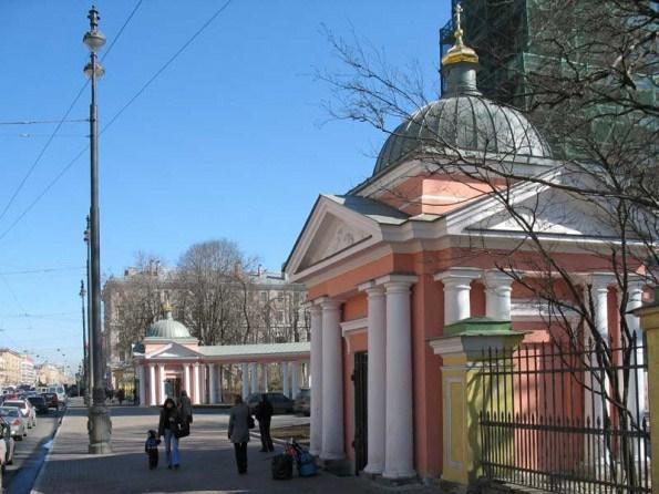 Фотография достопримечательности. Крестовоздвиженский собор в Санкт-Петербурге