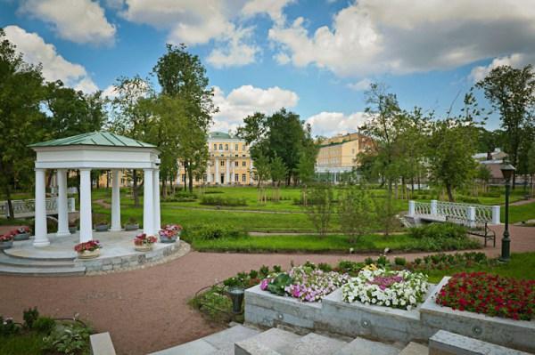 Фотография достопримечательности Польский сад