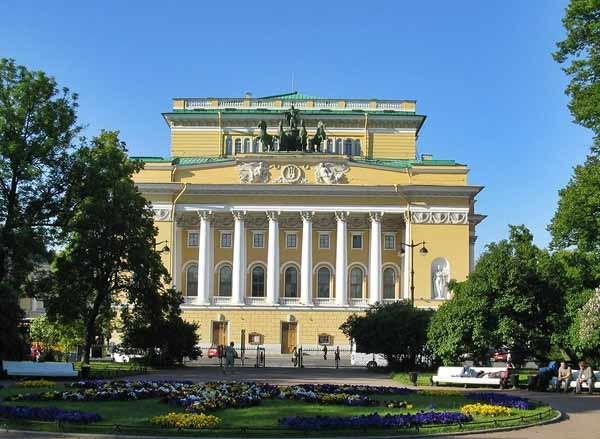 Фотография достопримечательности Александринский театр
