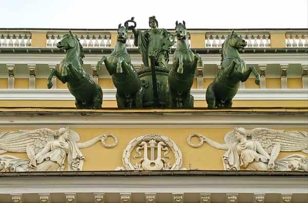 Фотография достопримечательности. Александринский театр в Санкт-Петербурге