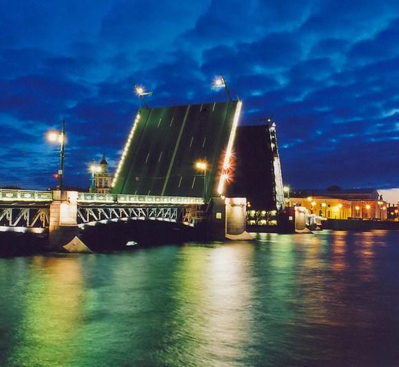 Фотография достопримечательности Дворцовый мост