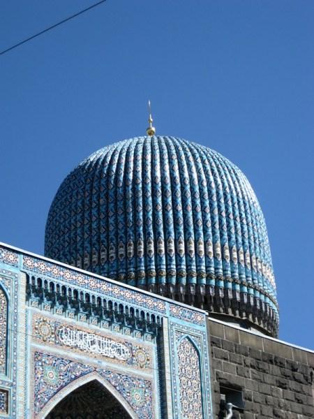 Фотография достопримечательности. Соборная Мечеть в Санкт-Петербурге