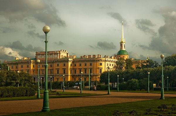 Фотография достопримечательности Михайловский замок
