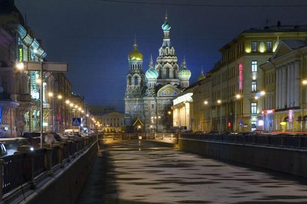 Фотография достопримечательности. Храм Спас-на-Крови в Санкт-Петербурге