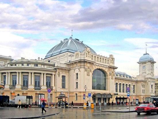 Фотография достопримечательности Витебский вокзал