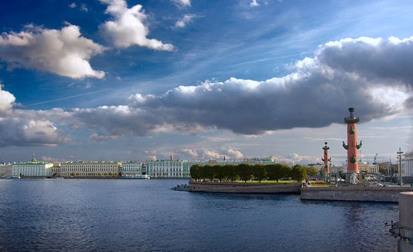 Фотография достопримечательности Стрелка Васильевского Острова