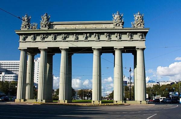 Фотография достопримечательности Московские ворота