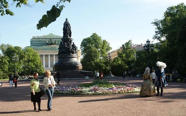 Фотография достопримечательности Екатерининский сквер
