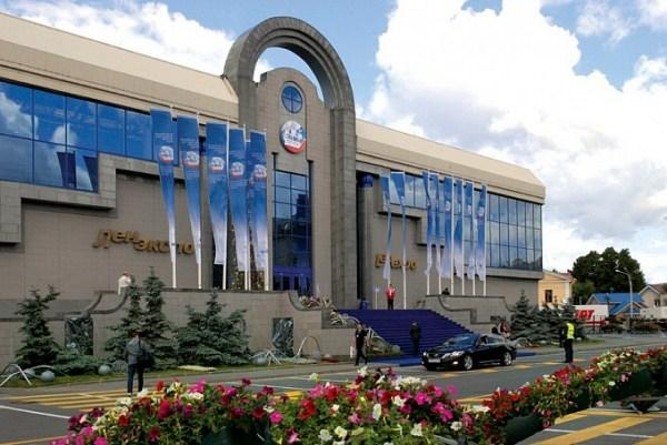 Фотография достопримечательности Выставочный комплекс ЛенЭкспо